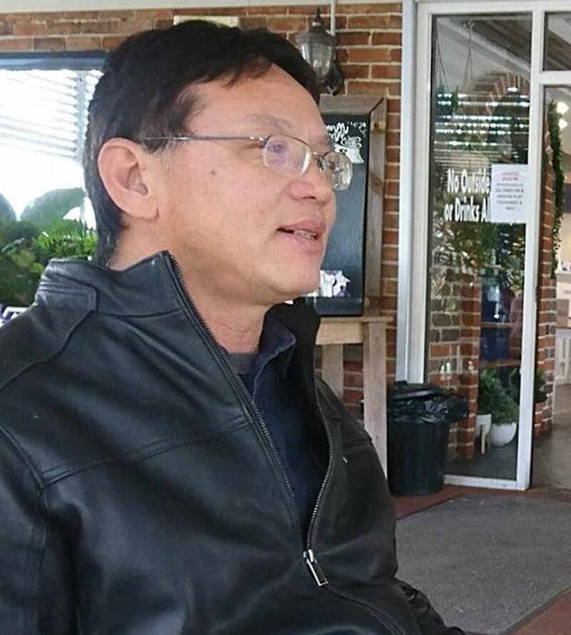 中國2名外交人員日前闖入我駐斐濟代表處國慶酒會動粗,導致我外館人員受傷住院,戰狼變流氓行徑引發國際譁然。曾派駐斐濟的中國前外交官陳用林也提出看法。(中央社)