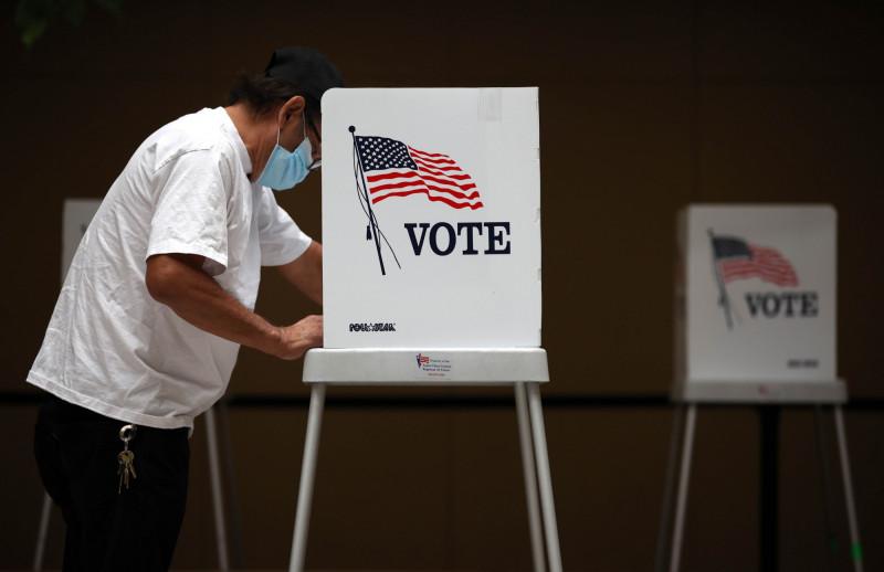 美大選風暴 7成選民擔心選後暴力 逾6成憂不公