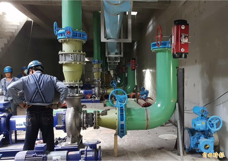 首座立體式再生水廠 高雄岡山拚3年完工