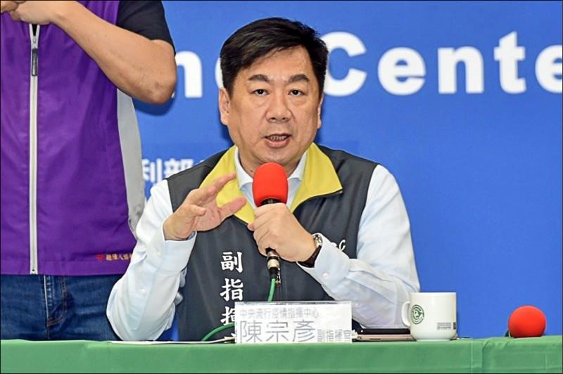 陳宗彥坦言,已經討論出一個方向,但時程不確定。(資料照)