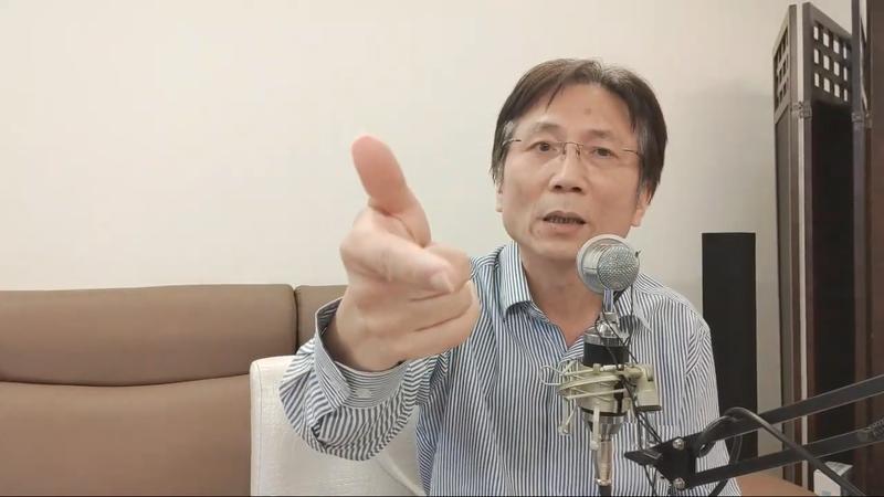 桃園市議員「村長」詹江村表示遭到死亡威脅。(圖擷取自詹江村YouTube頻道)