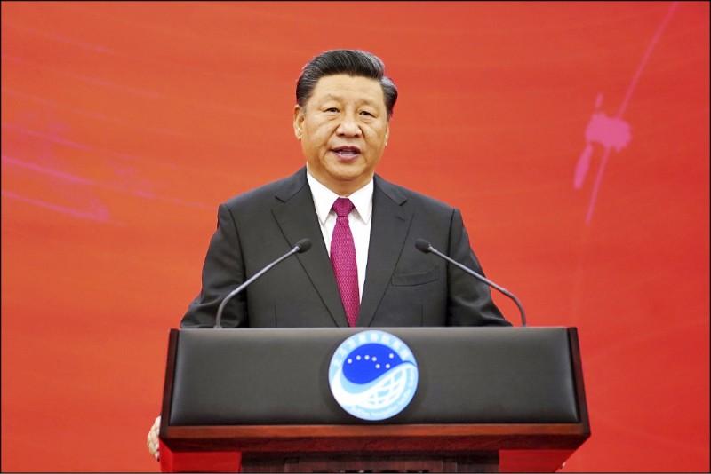 中國人民推火坑