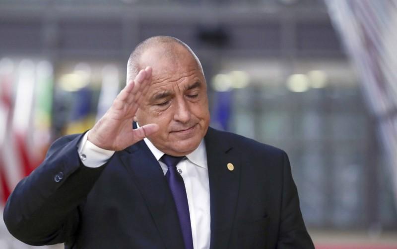 保加利亞總理巴里索夫(見圖)25日證實確診武漢肺炎,將按照醫生建議留在家裡接受治療。(歐新社)