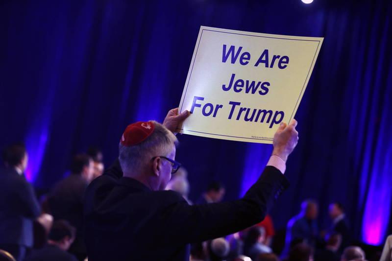 紐約市26日一場「猶太人挺川普」造勢集會遭阻撓、恫嚇,有1家7口在車上遭人隨機以胡椒噴霧攻擊。示意圖,與本新聞無關。(歐新社)