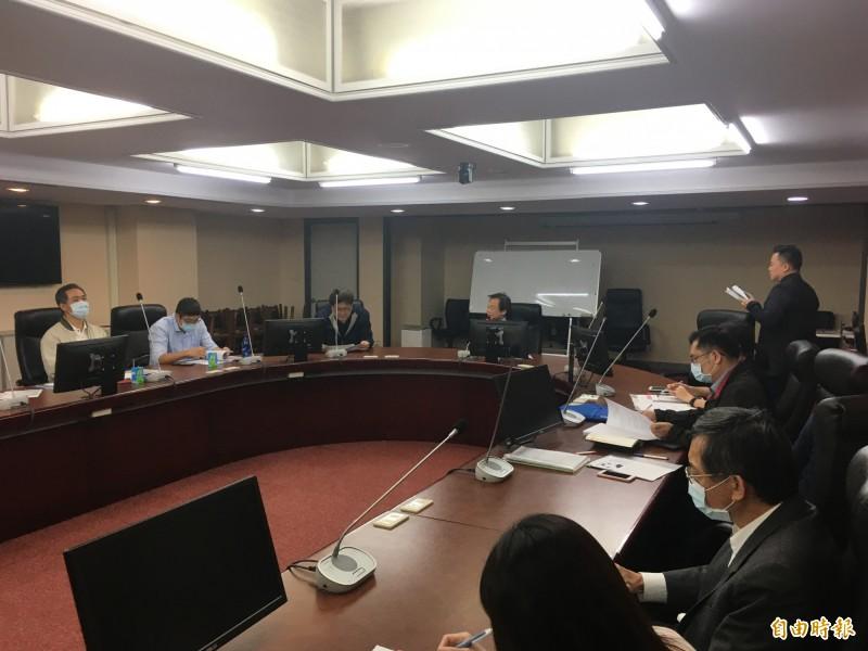 本月初郭萬清開協調會指控葉掏空農會,今再度開一次協調會,但葉皆未到場。(資料照,記者鄭名翔攝)
