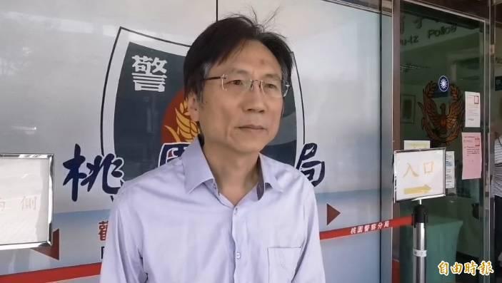 控遭J女恐嚇「要殺他」 詹江村:明到永和分局做筆錄一併提告