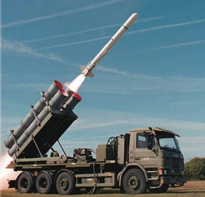 美國國務院批准售台魚叉飛彈。(圖取自Boeing Defense推特)