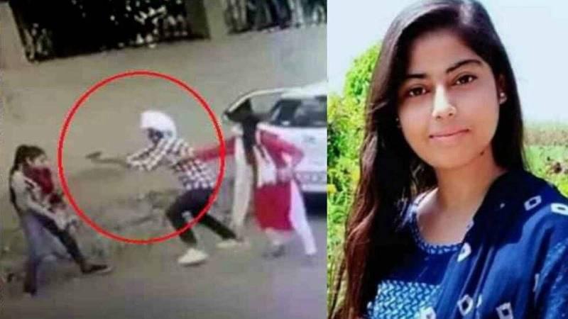 21歲女大生托瑪爾26日下課後遭歹徒意圖擄走,奮力抵抗後遭槍殺。(圖擷取自推特)