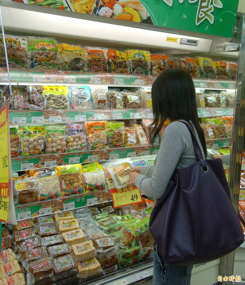衛福部食藥署稽查市售冷凍冷藏調理食品,結果發現12件違規。示意圖。(資料照)