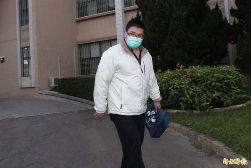 前總統陳水扁的女婿趙建銘(圖)涉入台開內線交易案,更五審加重改判3年8月。(資料照)