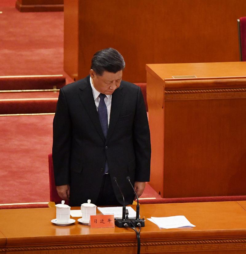 中國國家主席習近平。(法新社)