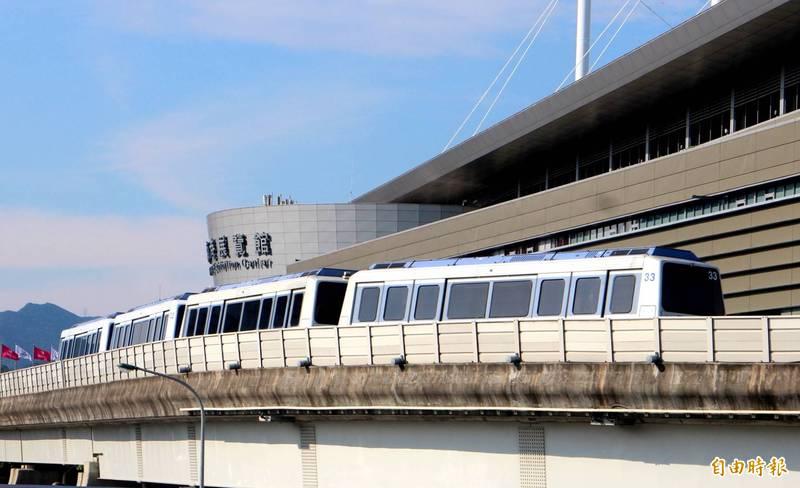 台北捷運公司表示,6時50分文湖線軌道跳電,港墘站至動物園站實施列車局部營運,維修人員搶修1個多小時之後,異常狀況排除。(資料照)