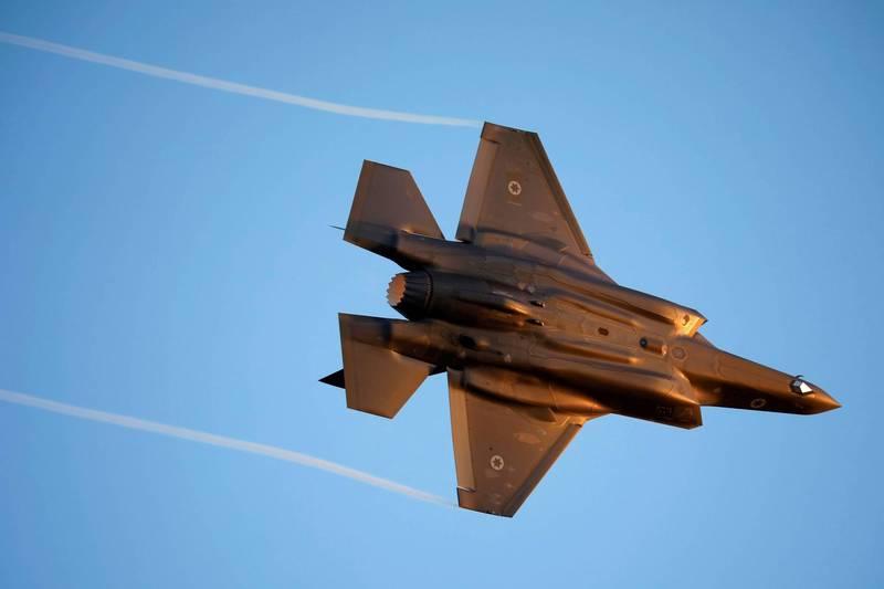 阿拉伯聯合大公國有望購入50架F-35。(路透)