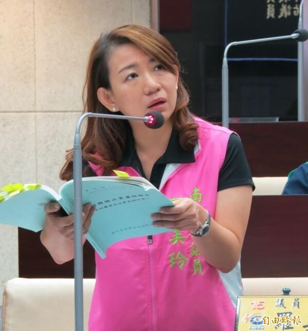 民進黨不分區立委羅美玲是馬來西亞華僑,高中畢業後來台念大學。(資料照,記者張協昇攝)