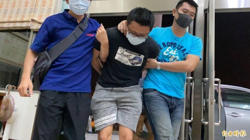 台南長榮大學馬籍鍾姓女學生遭勒擄棄屍案,梁姓嫌犯在院檢應訊時,坦承性侵並強盜她手機財物。(資料照)