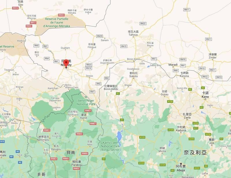 前進奈及利亞 美特戰部隊救出本國籍人質