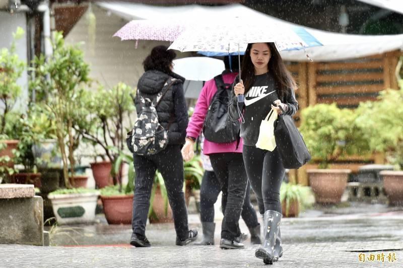 東北風增強! 週一北部、東部注意降雨 中南部慎防溫差
