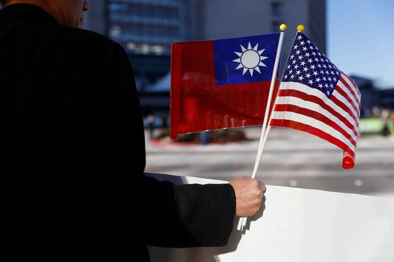 駐美代表處一等諮議兼政治組組長趙怡翔今日表示,無論哪一黨在美國總統大選中勝選,台灣都會持續作為美國的堅實朋友。(路透)