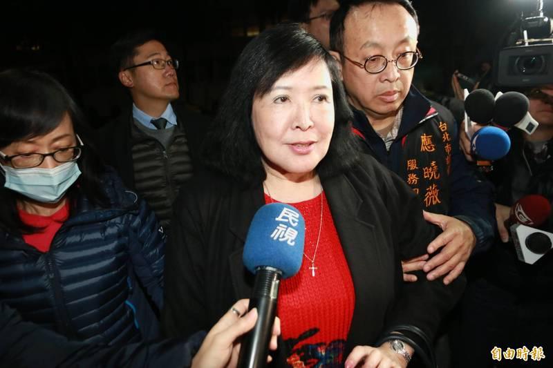 鄭惠中被移送法辦後,一度被以10萬元交保。(資料照)