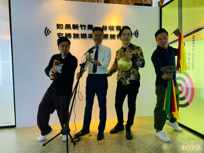 竹市東風音樂祭開唱 邀樂迷聽、看、讀音樂