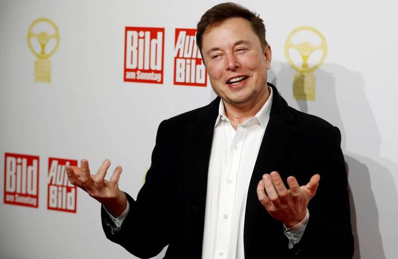 美國太空公司SpaceX、電動車廠特斯拉(Tesla)執行長馬斯克(Elon Musk)今日在推特指出,他接受武漢肺炎採檢,4次檢測結果有2次陽性、2次陰性。(路透)