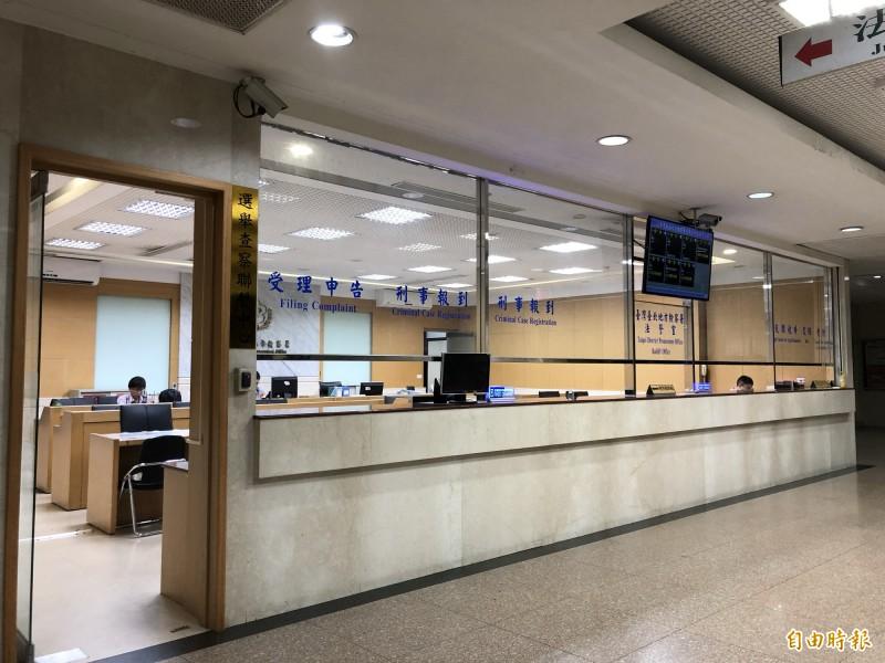 台北地檢署已將全案簽結卷證,提供給法務部及高檢署的政風單位進行後續行政調查。(資料照)