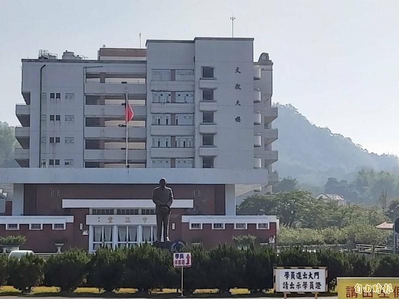 中興大學擬在中興新村設醫學系,包括目前的國家文官學院中區培訓中心都可能在設置範圍內。(記者張協昇攝)