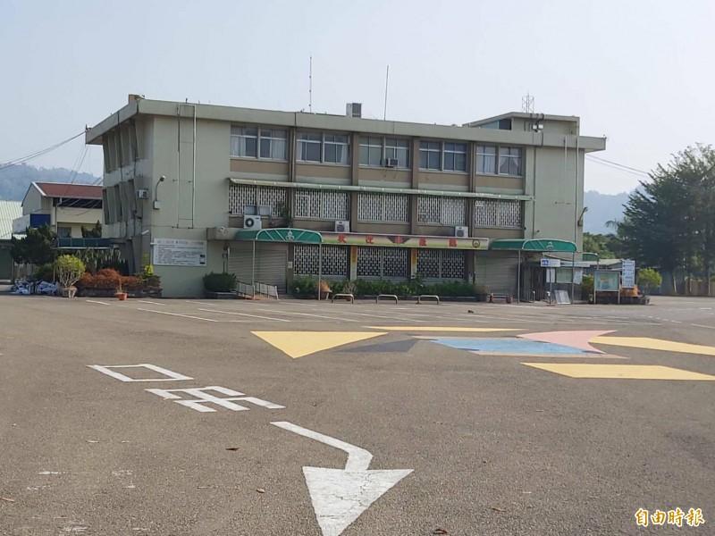 中興大學擬在中興新村南投監理站舊址等地設分校及醫學系。(記者張協昇攝)