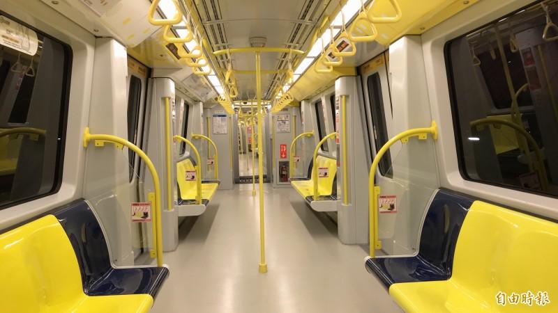 雙北針對捷運環狀線經營權頻頻隔空交火。(記者周湘芸攝)