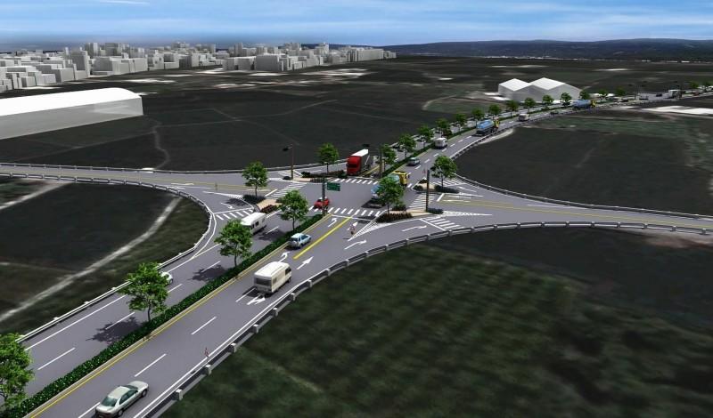 東彰道路北段預計明年中動工 拚2022年底通車