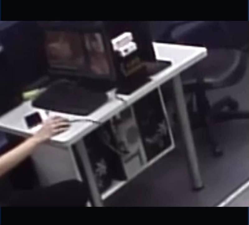 高職數學老師愛用「彩券行電腦看A片」?員工傻眼:有什麼毛病