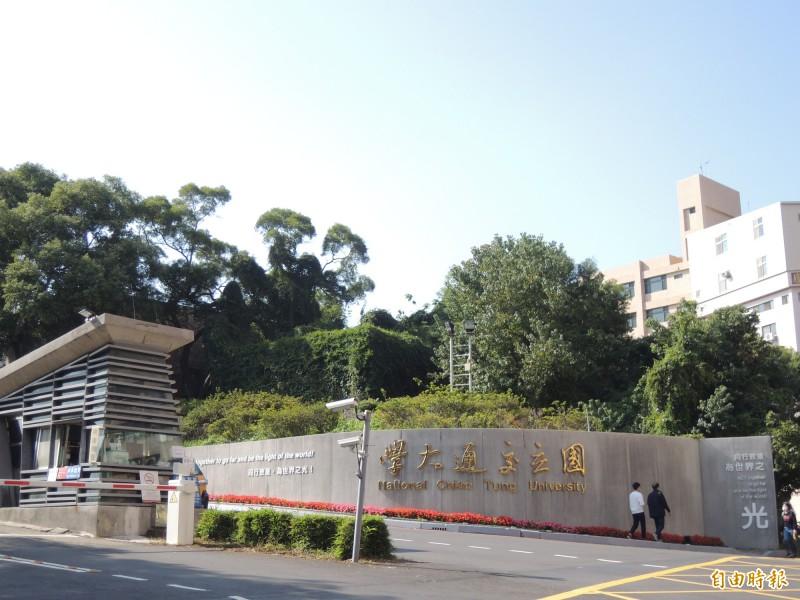 陽明交通大學合校在即,交大資深教授林健正對合校後的新校長有所期許,也在臉書發長文期許。(記者洪美秀攝)