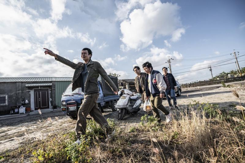 「同學麥娜絲」是在大甲日南拍攝(台中市新聞局提供)