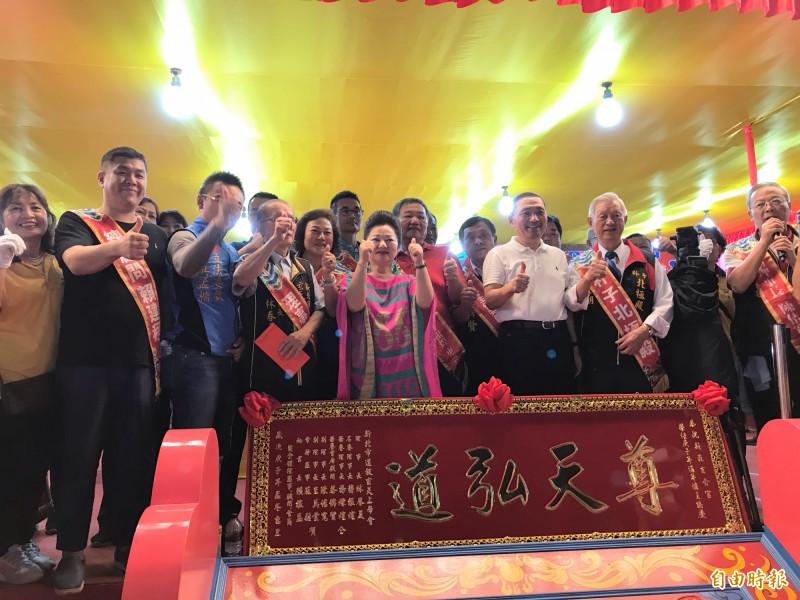 新北「玄天上帝文化祭」 全台500神尊齊聚祈安賜福