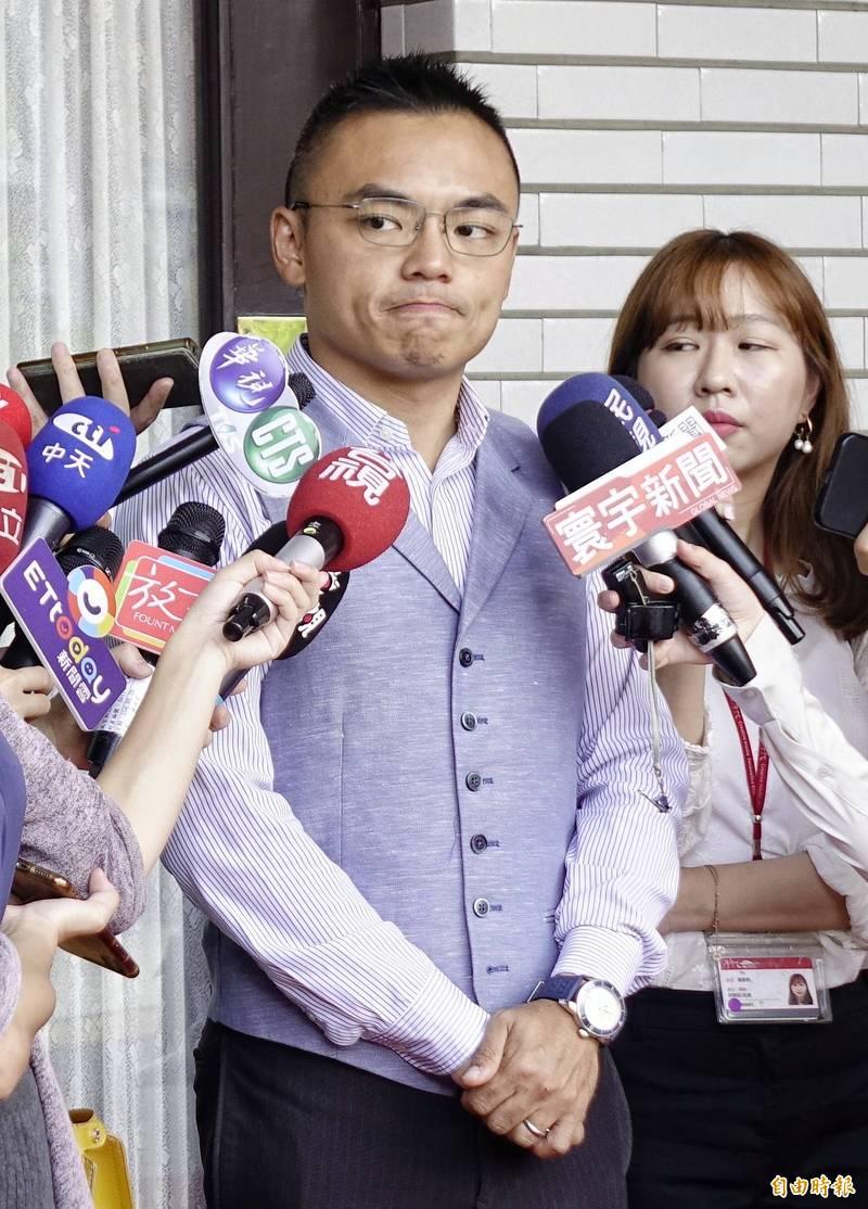 國民黨籍立委洪孟楷。(資料照)