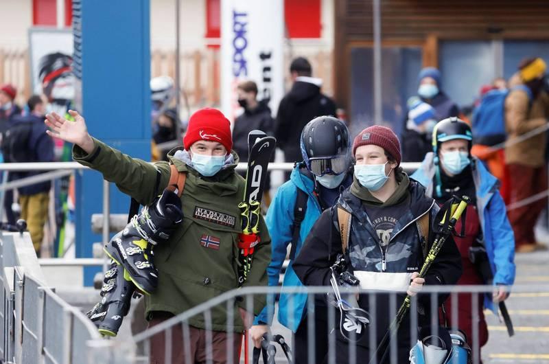 武漢肺炎》瑞士開放滑雪 WHO特使:病死率恐飆高!