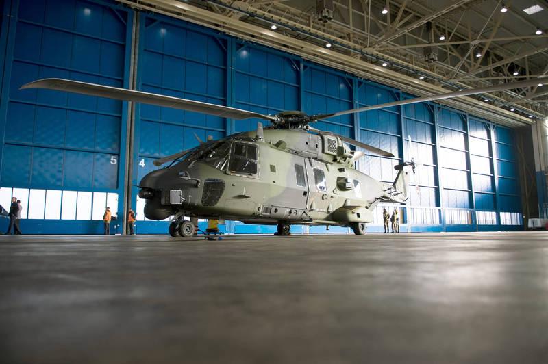 軍情動態》北約5國簽合作意向書 打造下一代中型運輸直升機