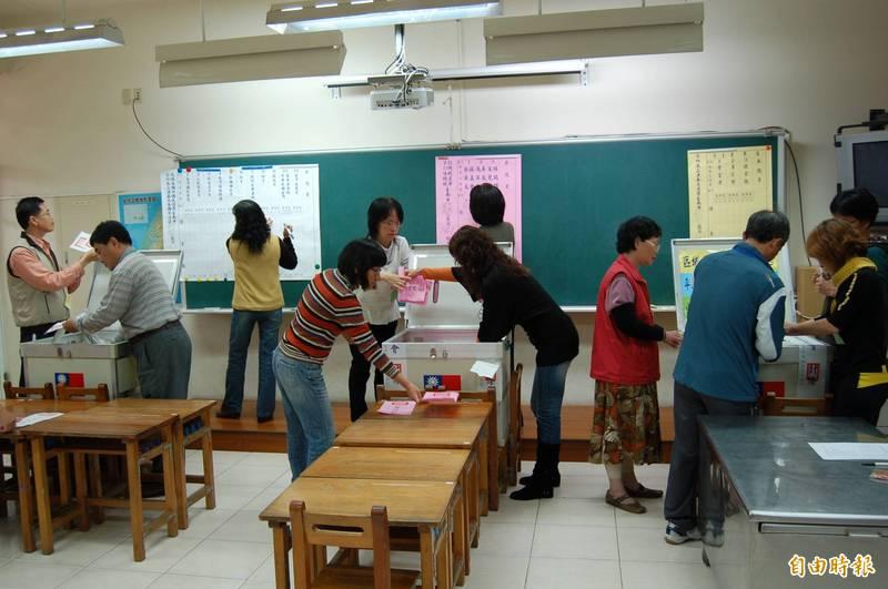 分享「台灣是這樣開票」!華府戰略專家:他們人人能監票