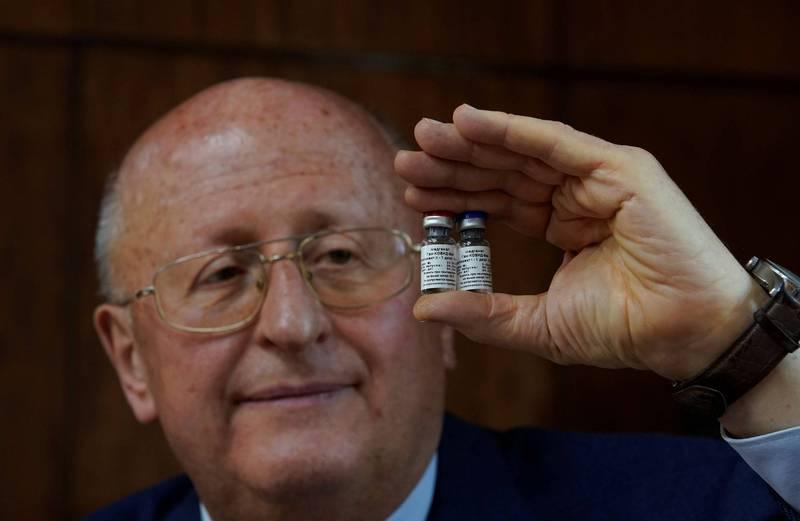 俄羅斯的疫苗負責人員透過推特表示,「史普尼克 V」疫苗的接種費用會遠比兩家主要競爭對手低廉。(路透)