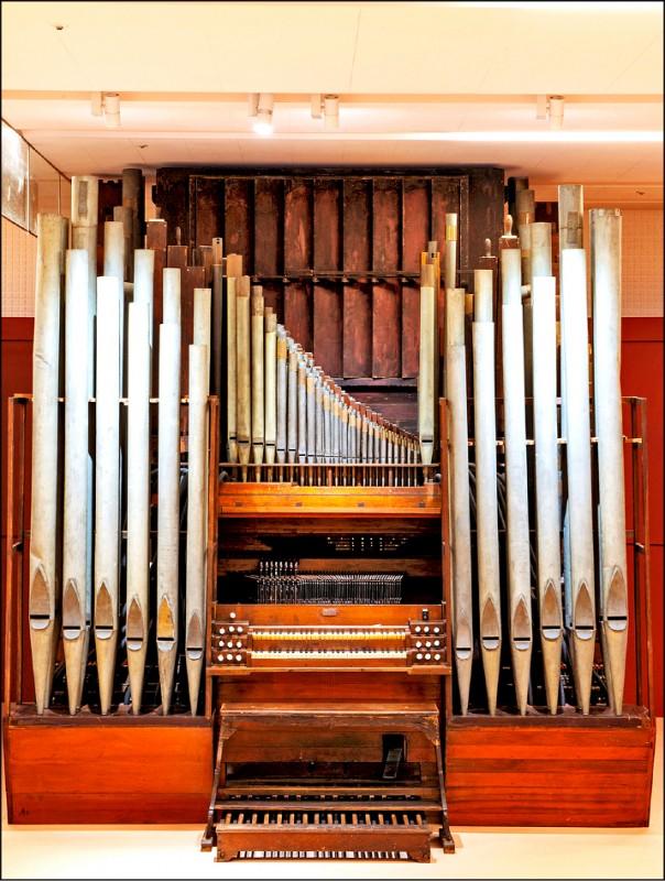 台南》奇美「聖誕週末」 140歲管風琴將「現聲」