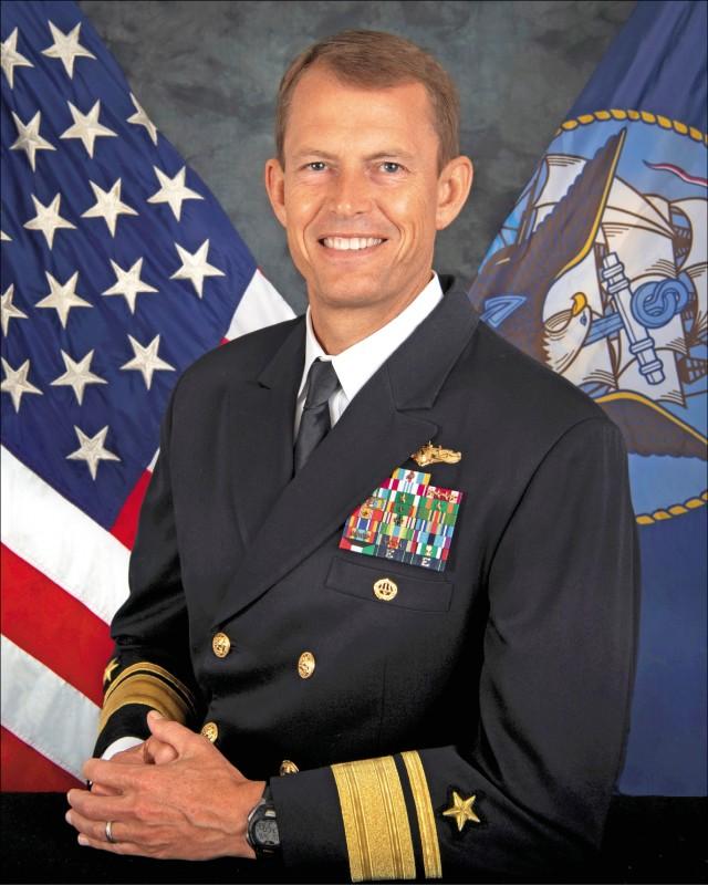 美軍印太司令部二星少將情報指揮官斯圖達曼(Michael Studeman)。(路透)