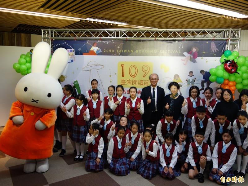 教育部轄下各國立圖書館、聯合地方圖書機構、學校等,將舉辦第8屆台灣閱讀節,各館主題包含「閱讀聯合國」、「閱讀嘉年華」、「想見你野來閱讀」等,預計在這2個月間,展現閱讀帶來的魅力。(記者吳柏軒攝)
