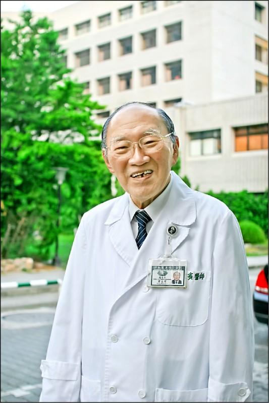 曾文賓22日傍晚在花蓮逝世,享耆壽98歲。(花蓮慈院提供)