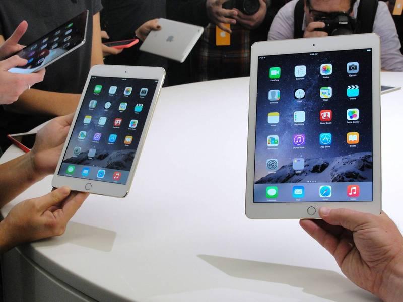 蘋果安全主任遭控用iPad賄賂警方。示意圖。(法新社)