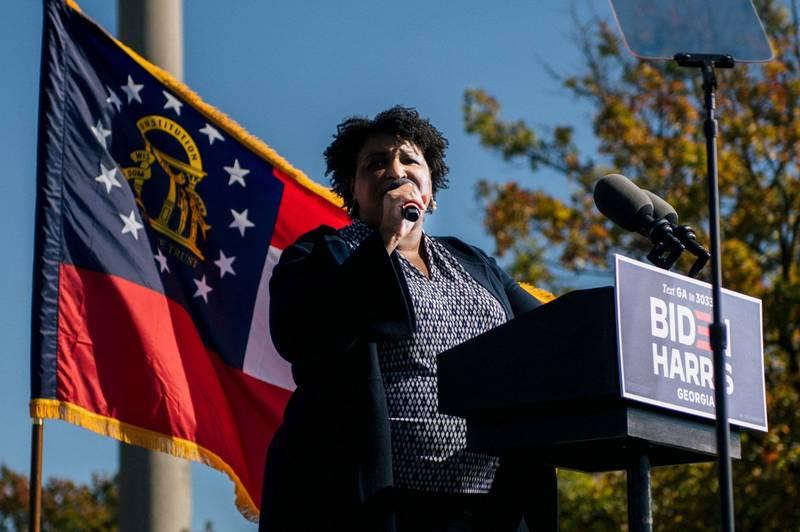 喬治亞州明年參議員補選 目前超過75萬人申請「缺席投票」