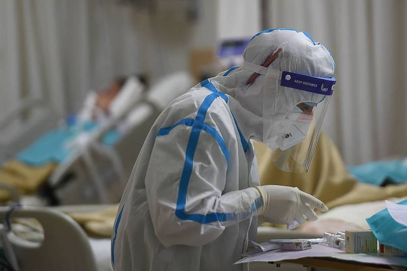 武漢肺炎》全球確診逾5925萬 近140萬人病故