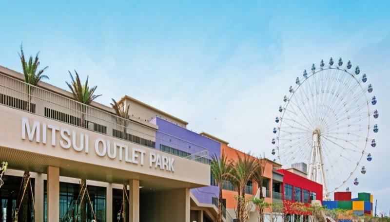 三井台中港OUTLET PARK二期取得建照,總店鋪數將從現有170家提升至220家,力拚2021下半年開幕。(市府提供)