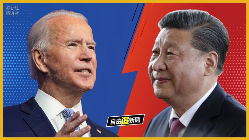 美國總統大選拜登上位,中美貿易大戰還繼續?(歐新社、路透)