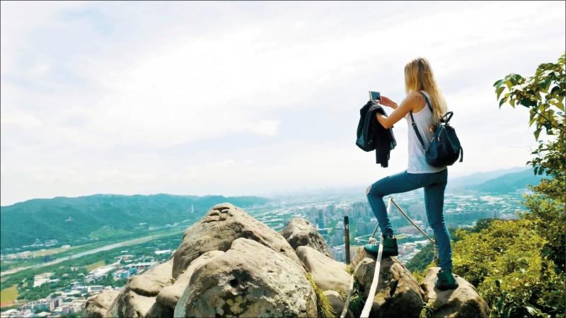 主打台灣在地小鎮文化及特色影片,鎖定美國年輕千禧世代與Z世代。 (觀光局提供)