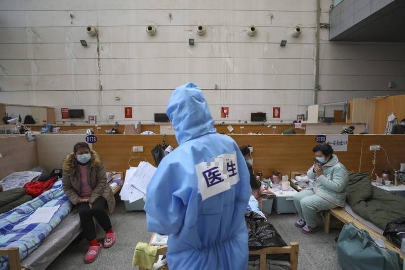 中國官方警告武漢醫生 日媒:若透露疫情恐以「間諜」論罪